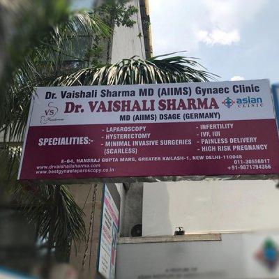 Dr. Vaishali Sharma